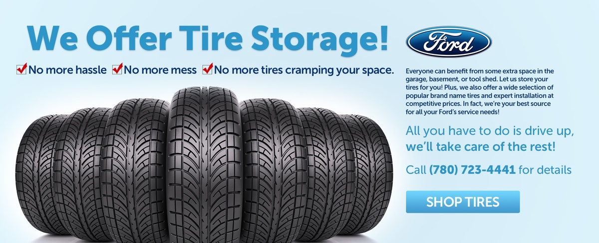 Tire Storage Offer