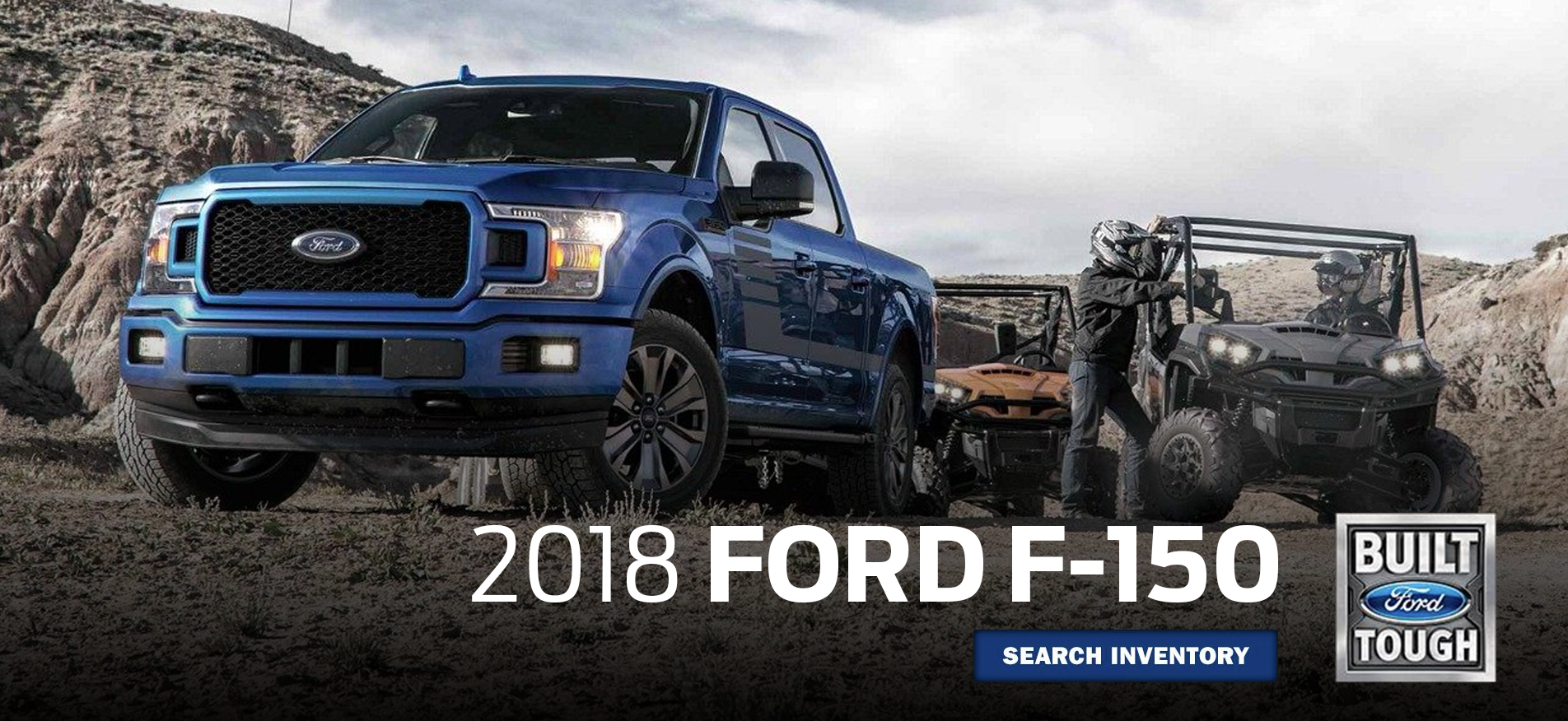 2018 Ford - F150